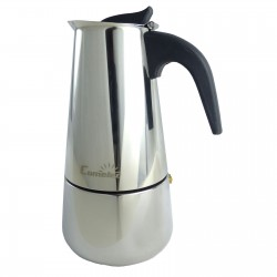 Cafetera Inox Comelec 4T CSS6114